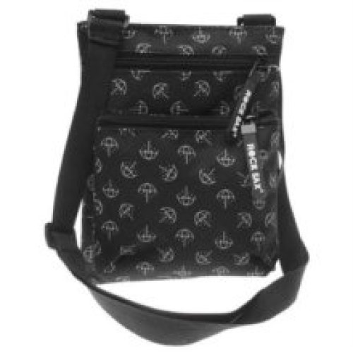BRING ME THE HORIZON - Umbrella Black/White (Body Bag)