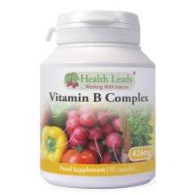 Vitamin B Complex x 90 capsules