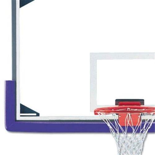 Pro-Mold Indoor Basketball Backboard Padding, Scarlet