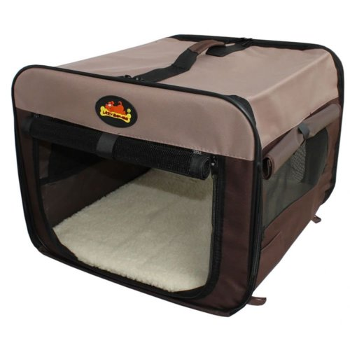 Lazy Bones Canvass Pet Home Medium (46x41)