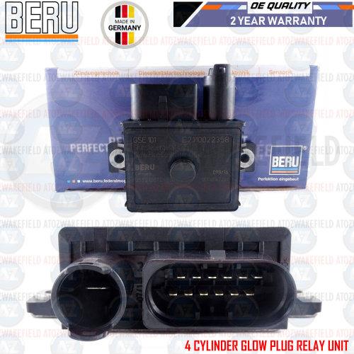 GLOW PLUG CONTROL UNIT RELAY FOR BMW 12217786821 12217801200 7786821 7801200