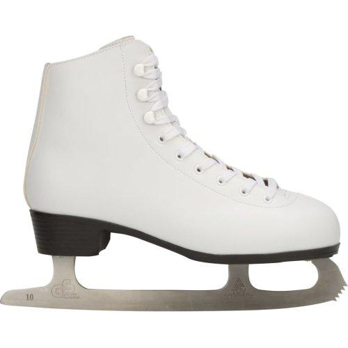 Nijdam Women's Figure Skates Classic Size 43 0034-UNI-43