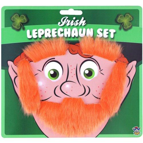 Leprechaun Hair Set