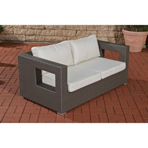 2 seater Honolulu Flachrattan