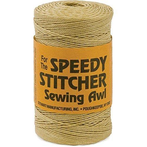 Speedy Stitcher SEW170-BRK Fine Polyester Thread 180 yd