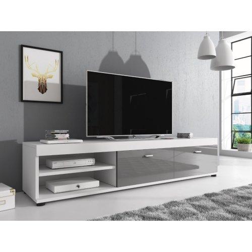 "e-Com - TV Unit Cabinet Stand Sideboard ""AVA"" - 140 cm"