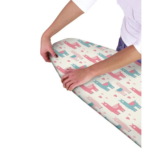 Country Club Novelty Ironing Board Cover, Alpaca