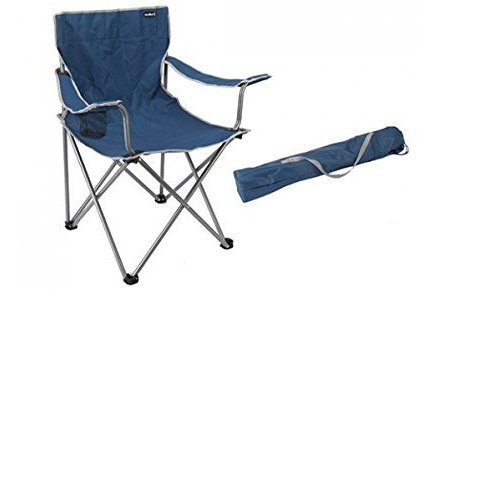 Summit Highback Padded Relaxer -  summit relaxer high back chair blue padded berkley cushiopned deluxe folding arm carry sack highback