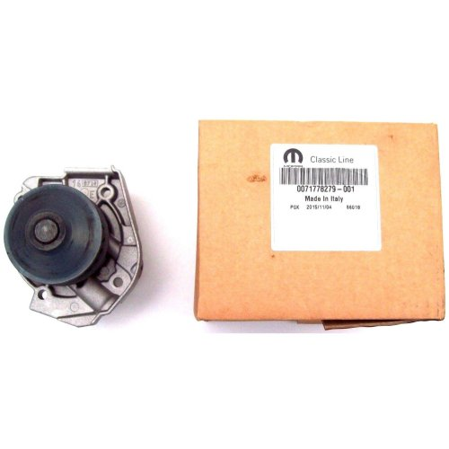 Fiat Panda Punto Seicento Genuine New Engine Cooling Water Pump 71778279