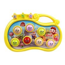 Playing HItting Hamster Inspire Kids Brain and Hands Development, 29.5*20cm/L