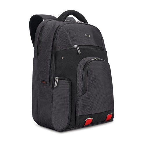 United States Luggage USLPRO7004 15.6 in. Backpack Briefcase, Black