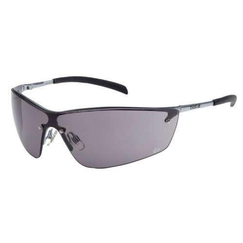 Bolle SILIUM SILPSF Safety Glasses Spectacles - Smoke Lens