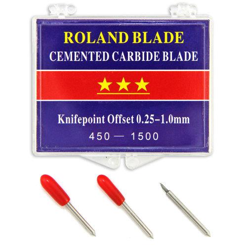 Vinyl Cutter Roland Blades (3 Pack)