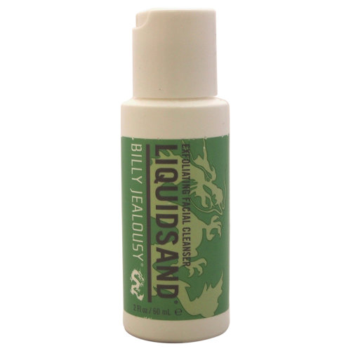 Billy Jealousy LiquidSand Exfoliating Facial Cleanser - 2 oz Cleanser