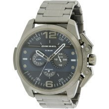 Diesel ronside Gunmetal Chrongraph Mens Watch DZ4398