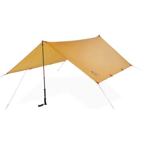 MSR Thru-Hiker 70 Wing Shelter Amber