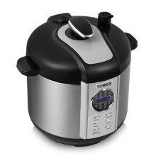 Tower Digital Pressure Cooker  5 Litre (Model No. T16005)