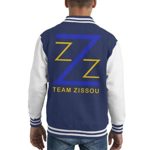 Life Aquatic Team Zissou Kid's Varsity Jacket