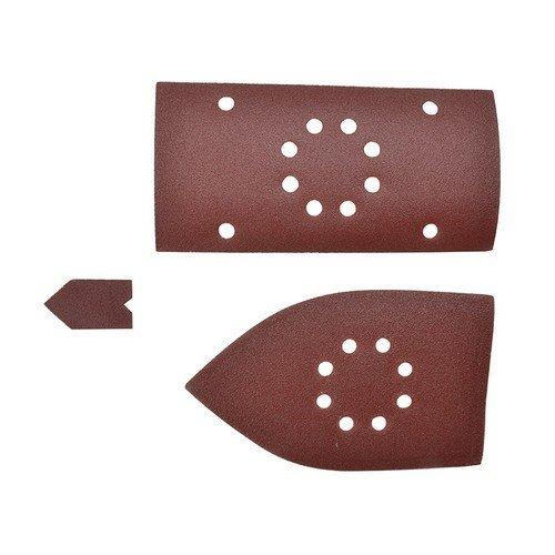 Ryobi 5132002444 Palm Sander Sheets Assorted For EMS180RV Pack of 30