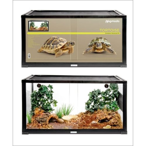 Komodo Advanced Tortoise Kit 100x45x50cm