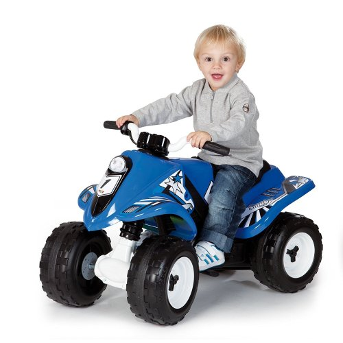 Smoby 033051 Electric Quad Bike Battery Operated Ride On