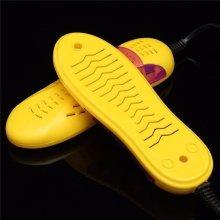 220V 15W EU Plug Race Voilet Light Shoe Dryer