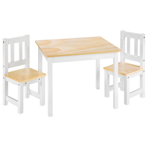 Childrens chair and table set Alice