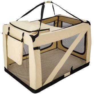 Dog crate foldable XXXXL / 122 x 79 x 78,5 cm