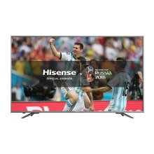 Hisense H55N6800 55 Inch SMART 4K Ultra HD HDR ULED TV Freeview Play Dark Grey