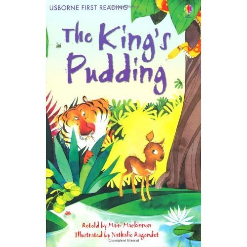First Reading Level Three: The King's Pudding (Usborne First Reading)