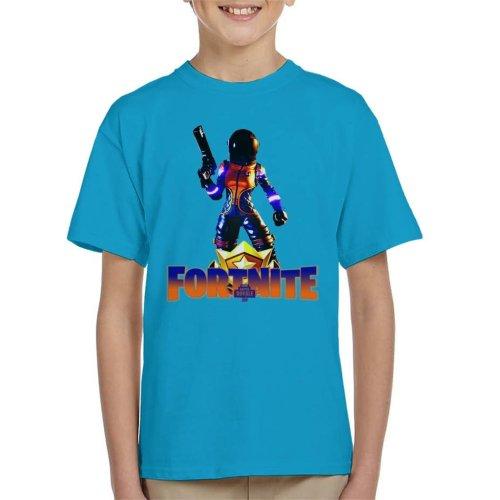 Fortnite Dark Vanguard Legendary Skin Kid's T-Shirt