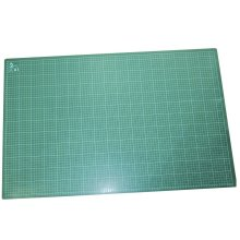A5 (200 x 250mm) Cutting Mat -  blackspur a5 cutting mat self healing non slip craft printed grid lines board uk