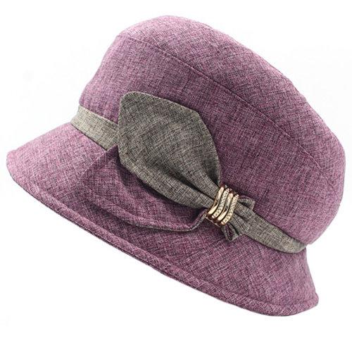 Ladies Elegant Hats Bucket Hat Sun Hat for Outdoor Activities d32740e4cb7