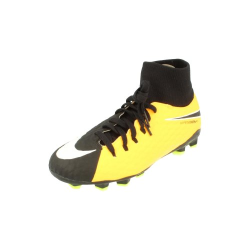 Nike Junior Hypervenom Phelon 3 Df FG Football Boots 917772 Soccer Cleats