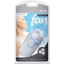Pocket Face Fan -  fan travel go pocket cooler