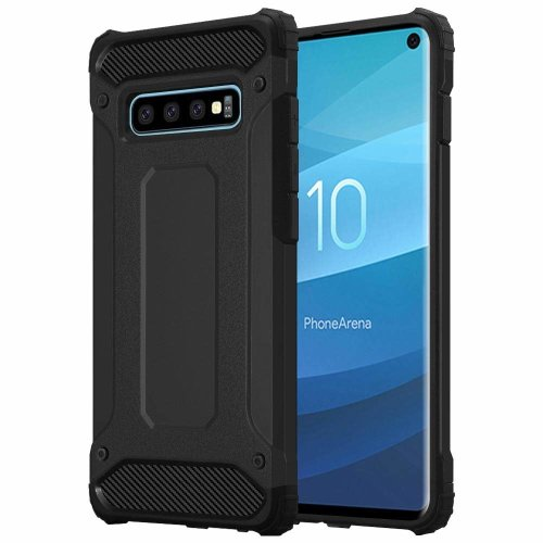 For Galaxy S10 Shockproof Armour Defender Case