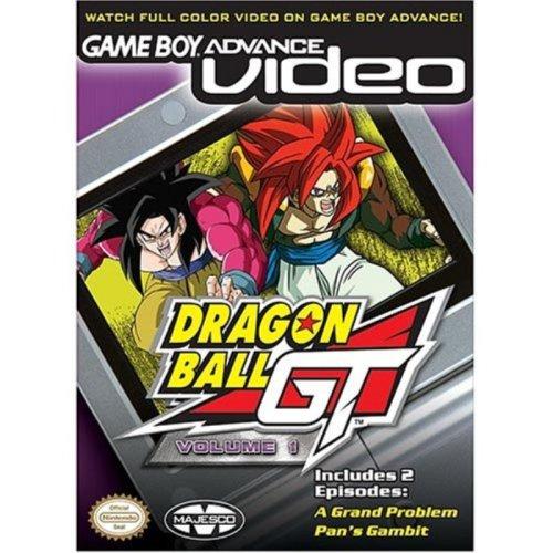 Dragonball GT Videos, Vol. 1