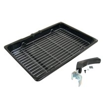 New World Universal Grill Pan Assembly - 380 x 280 mm