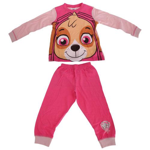 Paw Patrol Childrens Girls Skye Pyjama Set