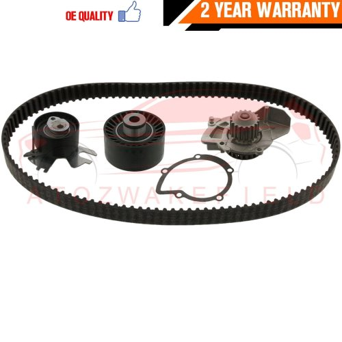 FOR FORD FOCUS GRAND C-MAX KUGA GALAXY S-MAX 2.0 TDCi TIMING CAM BELT WATER PUMP