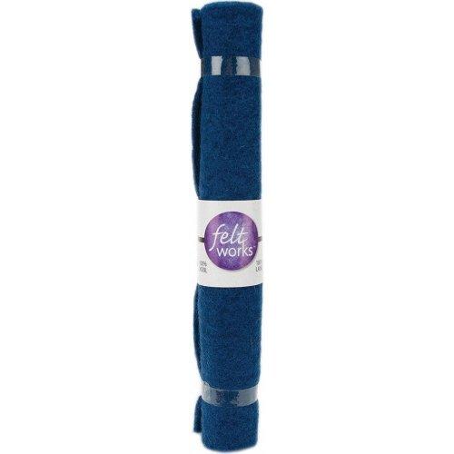 D73354 - Dimensions Wool Felt - Midnight Blue