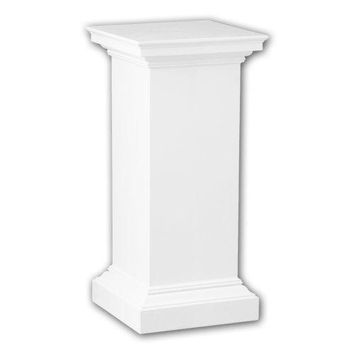 Profhome114002 Full column pedestal Column Deco  element