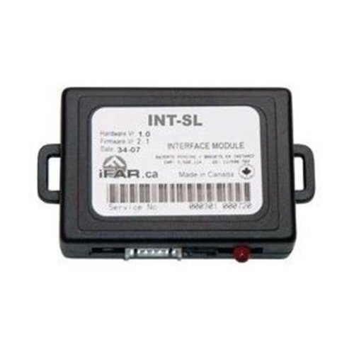 Fortin INT-SL+ Data Bus Interface Transponder Bypass Kit And Door Lock  Self Learning Bypass Module