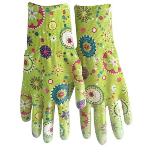 Nylon Gloves Work Gloves for Men and Women Work Gloves Gardening Gloves 24 Pairs