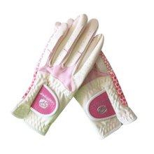 1 Pair Of Female Golf Gloves Non-slip Resistant Dirt Gloves-c