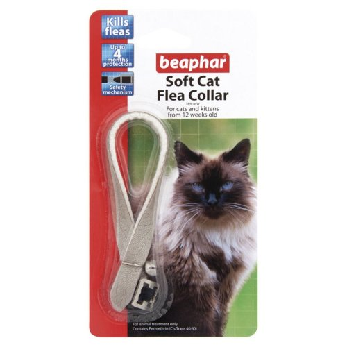 Beaphar Cat Flea Collar Catwalk (Pack of 12)