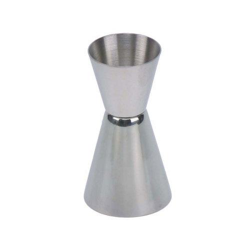 Dexam Stainless Steel Double Jigger Cocktail Measurer
