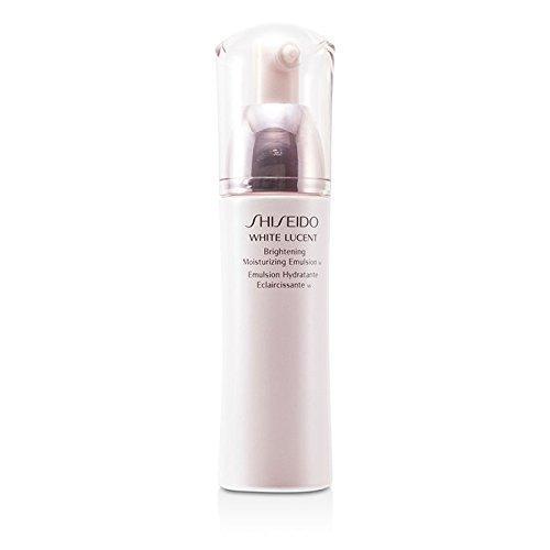 Shiseido White Lucent Brightening Moisturizing Emulsion W for Unisex, 2.5oz