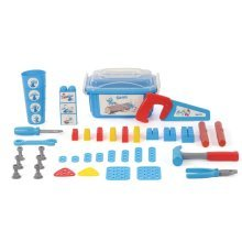 Polesie Smurfs 48 Piece Tool Set Blue 1450638