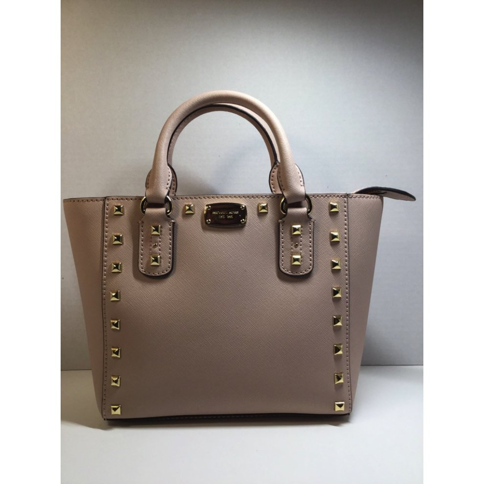 clearance sale uk availability 100% authenticated Michael Kors Crossbody New Sandrine Stud Small on OnBuy